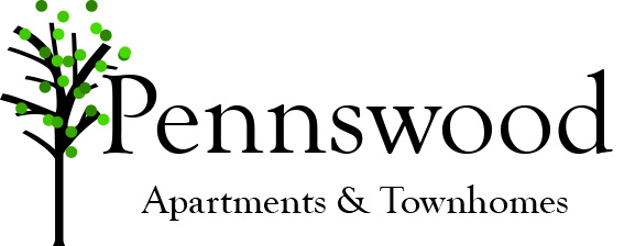 Pennswood Apartments and Townhomes Logo