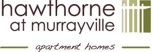Hawthorne at Murrayville Logo