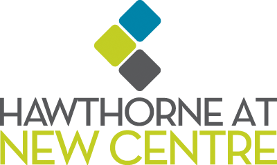 Hawthorne at New Centre Logo