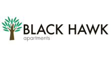 Black Hawk Apartments Logo