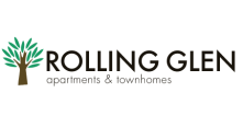 Rolling Glen Apartments Logo