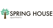 Spring House Apartments Logo