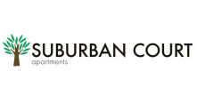 Suburban Court Apartments Logo