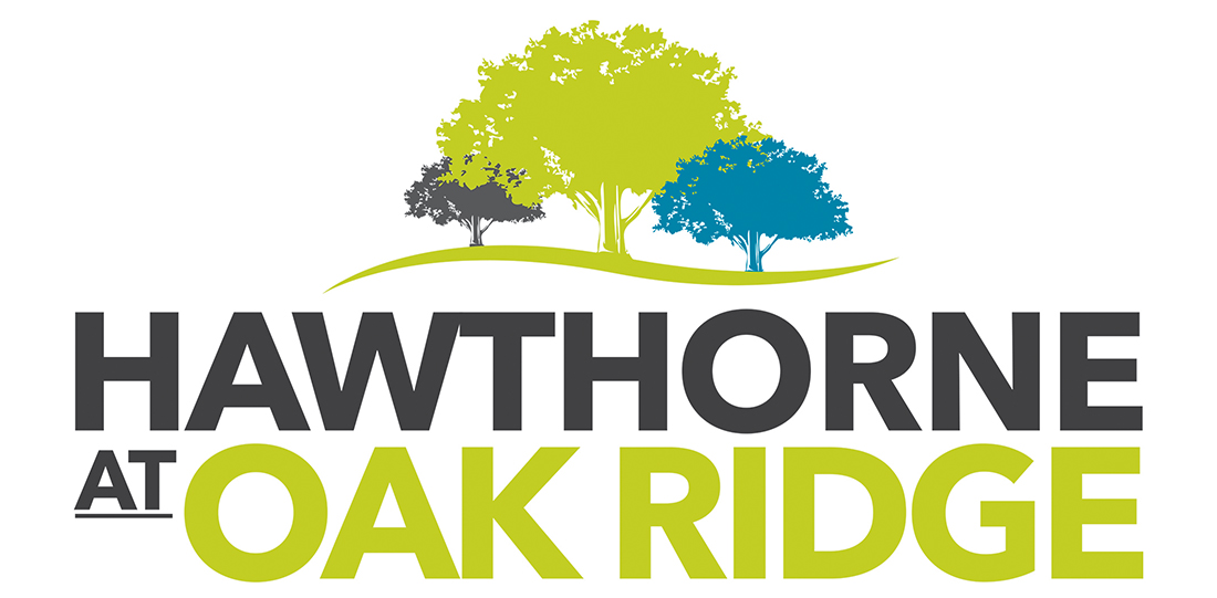 Hawthorne at Oak Ridge Logo