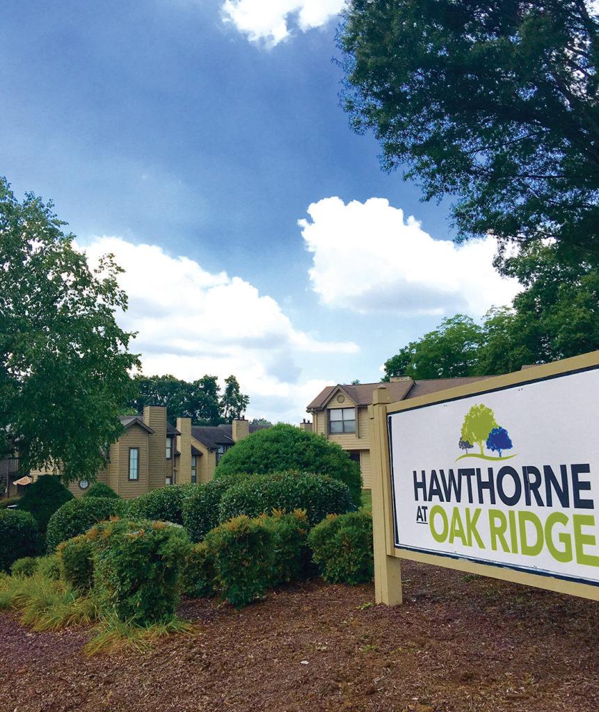 Oak Ridge Apartments: Hawthorne At Oak Ridge