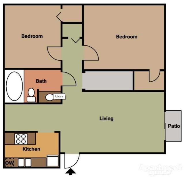 Boca Vista Apartments Tulsa Ok Apartment Magz
