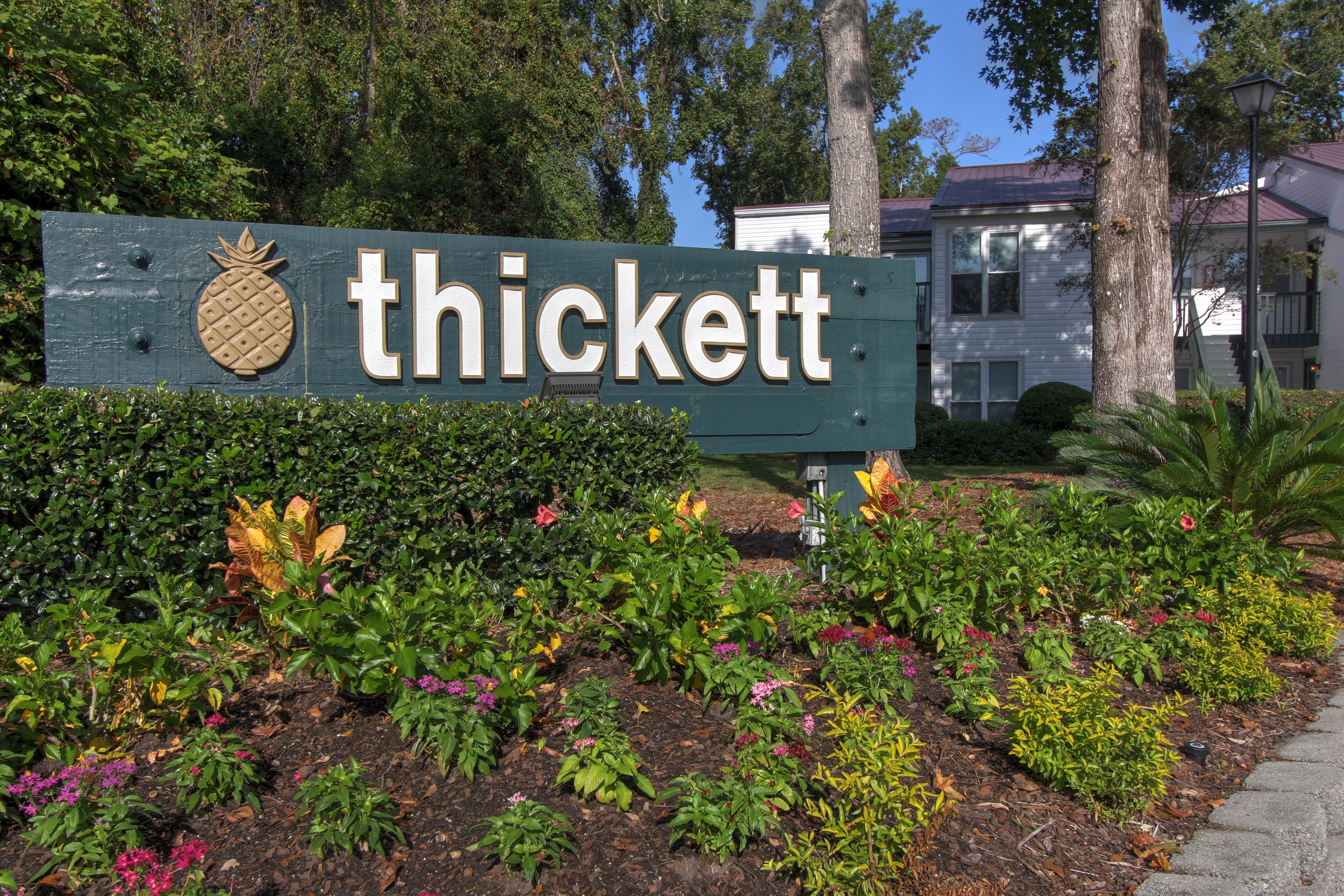 Thickett Logo