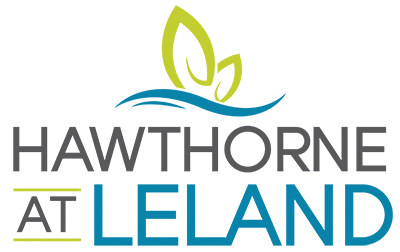 Hawthorne at Leland Logo