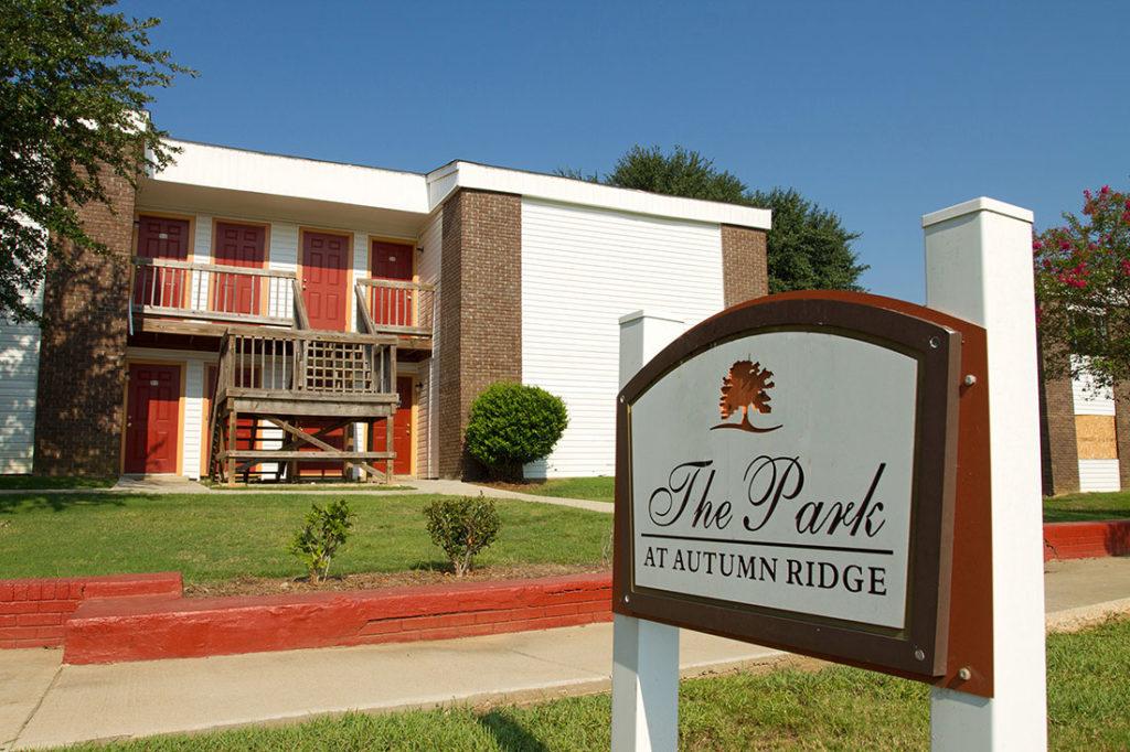 Park At Autumn Ridge