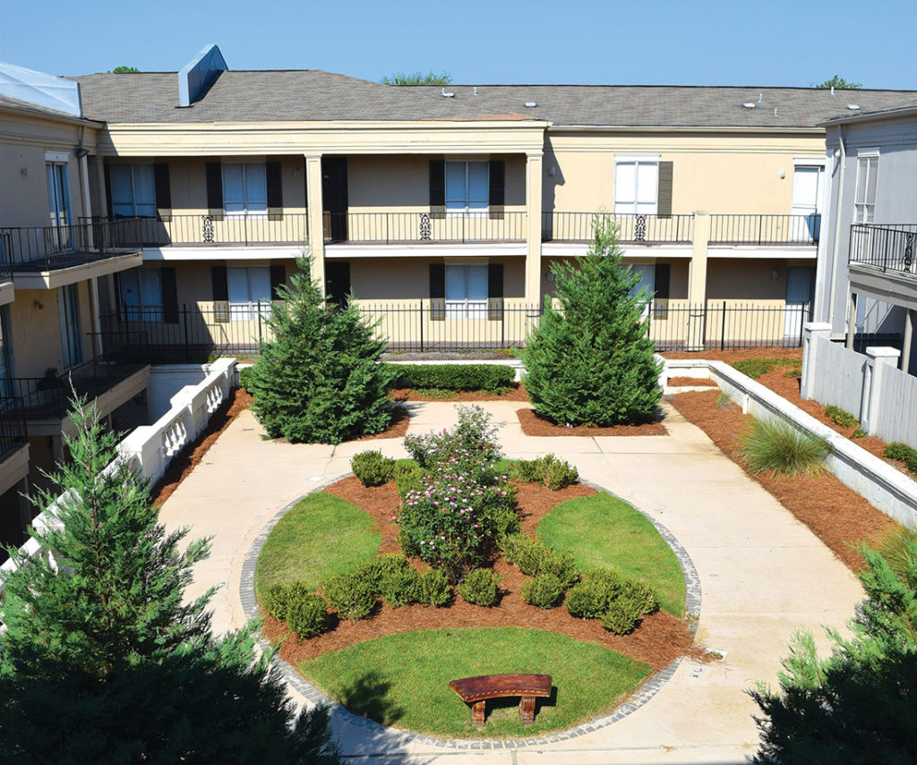 Towne Hill Apartments Jackson Ms