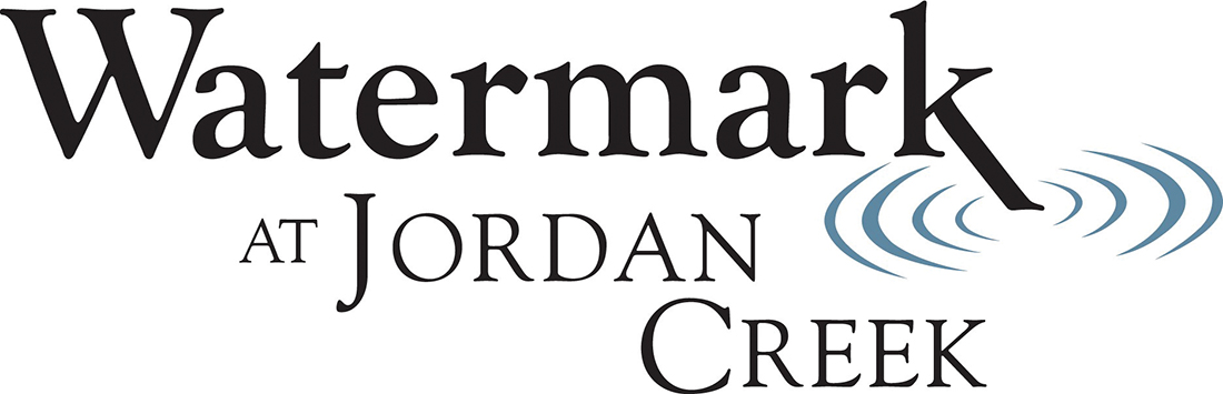 Watermark at Jordan Creek Logo