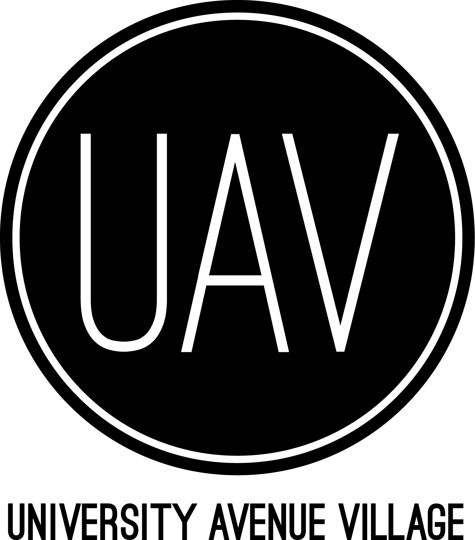 University Avenue Village Logo