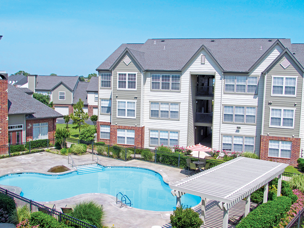 Preston Lakes Apartment Magz